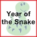 2013 Year of the Snake icon - 75 x 75