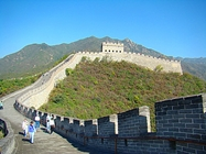 Beijing - Great Wall - Rafael Gomez - 187 x 140