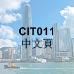 CIT011 Chinese Page Icon - 中文頁 - 150 x 150
