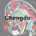 Chengdu icon with text - 75 x 75
