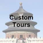 Custom Tours icon with text - 150 x 150