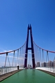 A bridge in Dalian, China