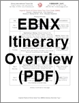 EBNX Itinerary Overview - PDF icon - 116 x 150
