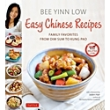Easy Chinese Recipes book cover
