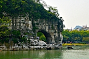 Guilin - Elephant Trunk Hill - Kent Wang - 180 x 120