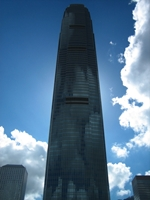 Hong Kong's 2 International Finance Centre, one of the tallest buildings in the world