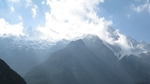 Lijiang - Jade Dragon Snow Mountain - crepuscular rays - desktop wallpaper - 1600×900 - thumbnail