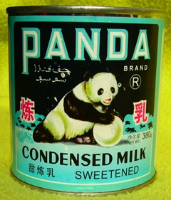 Panda condensed milk - Ming Xia - small - 240 x 281