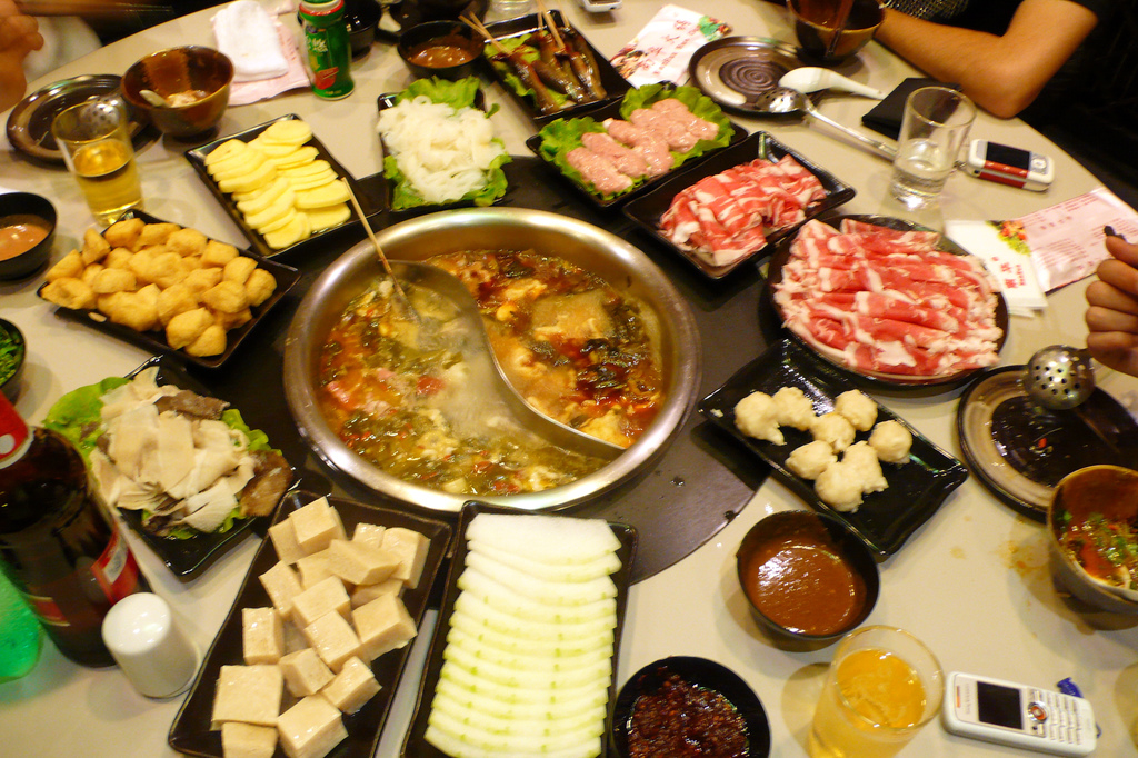Looking For A Nice Hot Pot Restaurant In Nc Raleigh Chapel