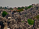 The Stone Forest near Kunming, China