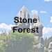 Shilin (Stone Forest) icon with text - 75 x 75