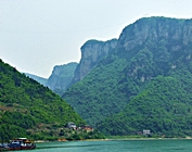 Three Gorges - Xiling Gorge 2 - Robin Poll - 177 x 140