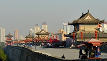 Xi'an - City Walls - CIT - 210 x 120