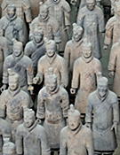 Xi'an - terracotta soldiers - vertical - CIT - 135 x 175